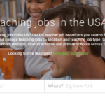 English Teaching Jobs USA