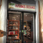 Exterior of Paperback Exchange in Florence